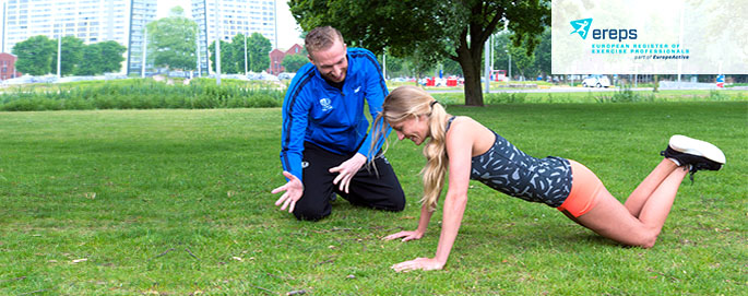 Personal trainer aalo ereps lichter