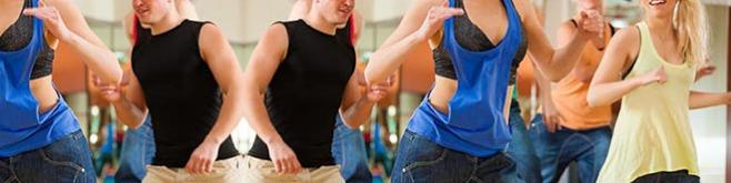 allround dance instructor